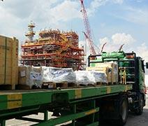 Duplex UNS S31803 / S32205 - Logistics