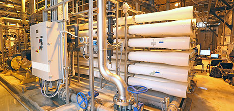 Engineered products - Water Desalination